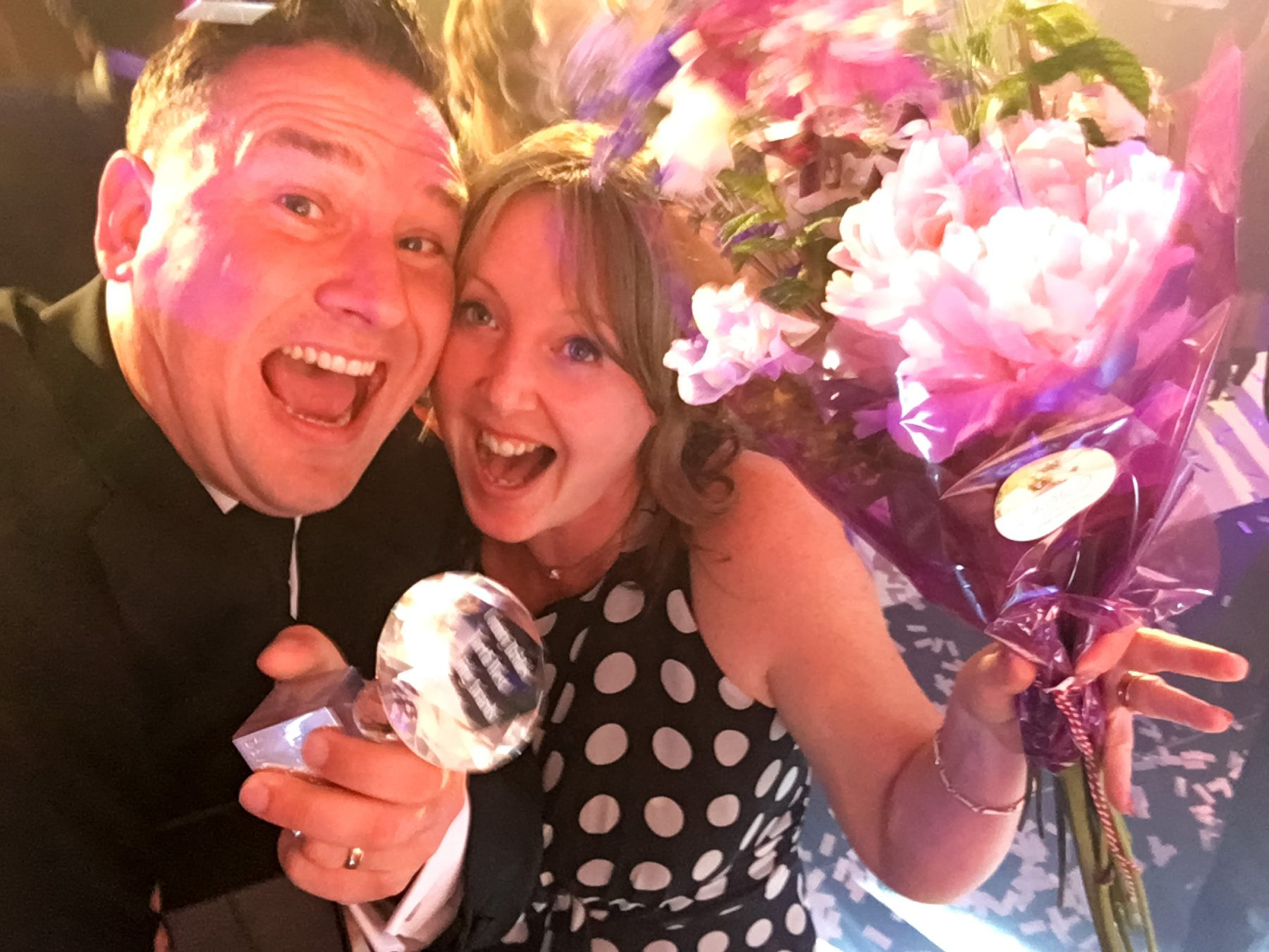 North West Wedding Awards Business of the Year 2019 winners