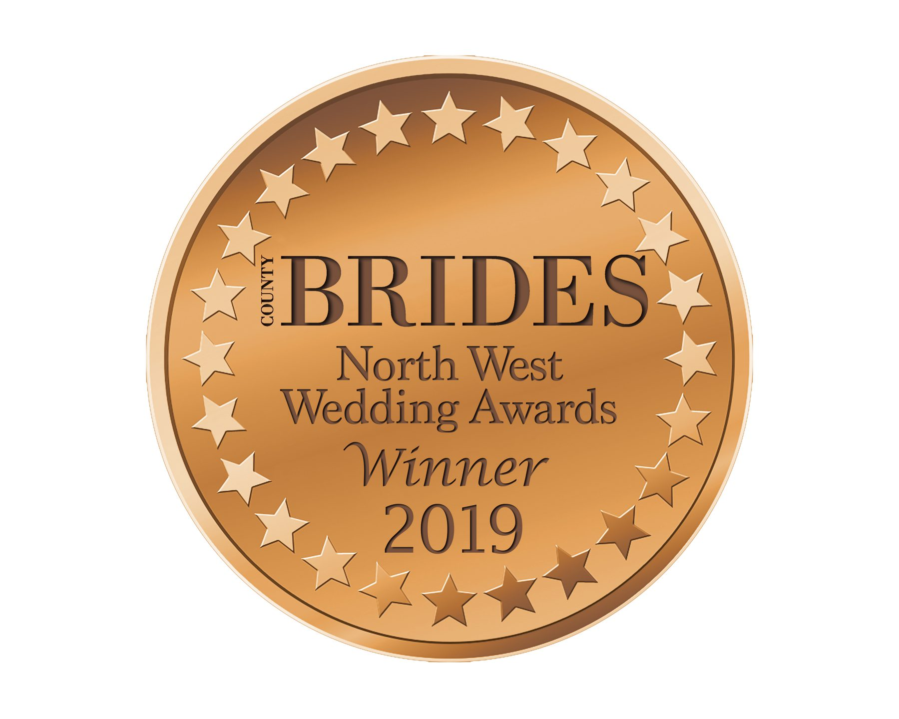 County brides winners logo