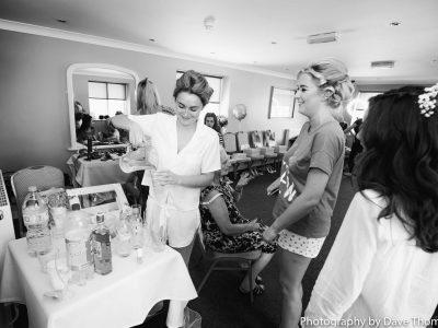Bridal prep drinks