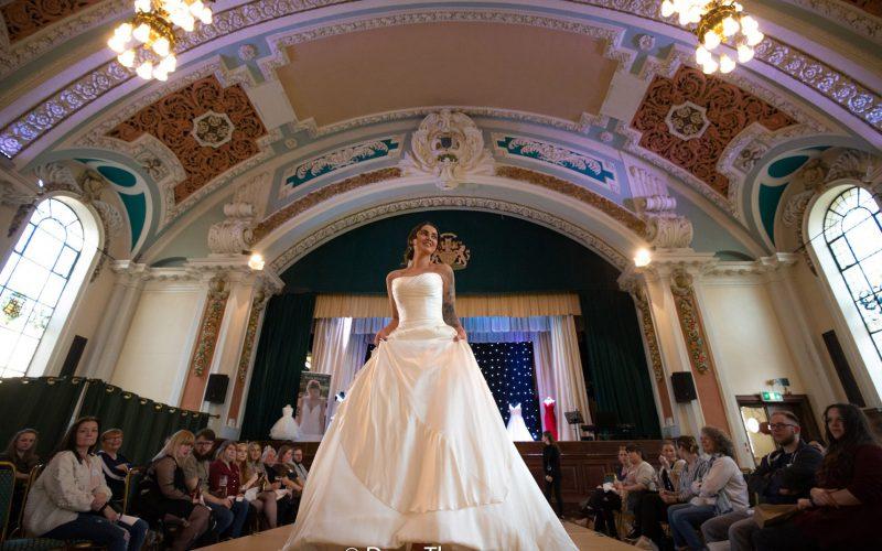 Wedding Fayre wedding dress