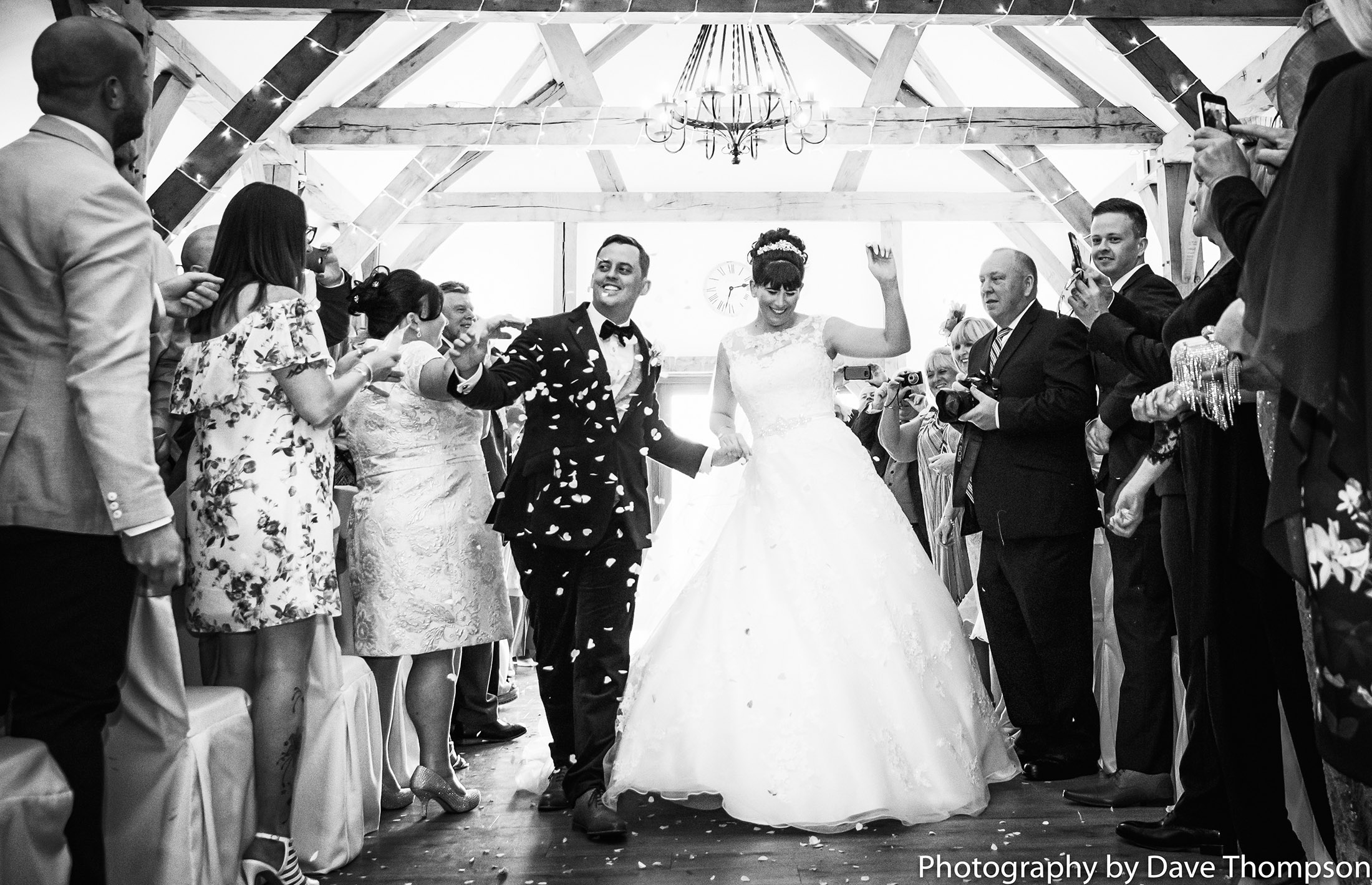 Sandhole Oak Barn Wedding Photography – Joanne & Mark