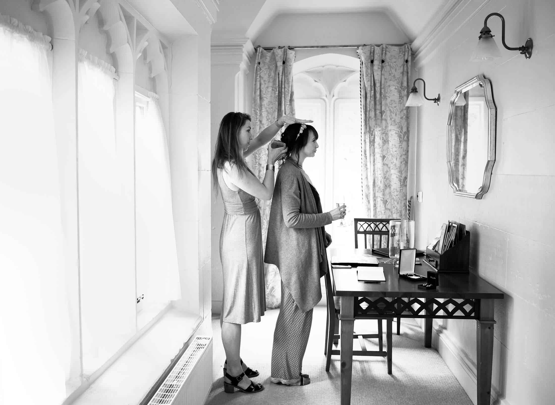 The Secrets Behind Beautiful Bridal Prep Photos