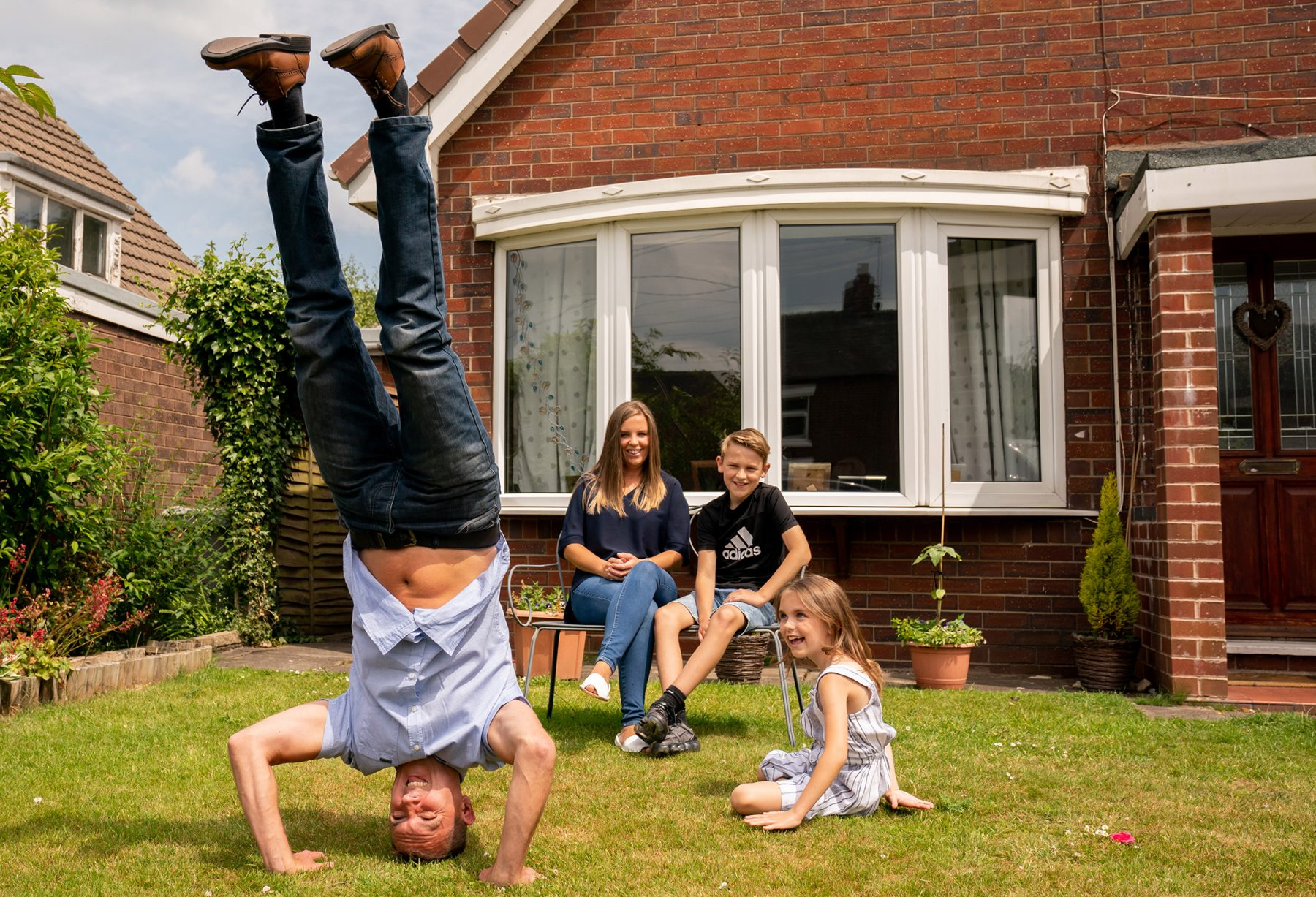 Family Photography in Stockport