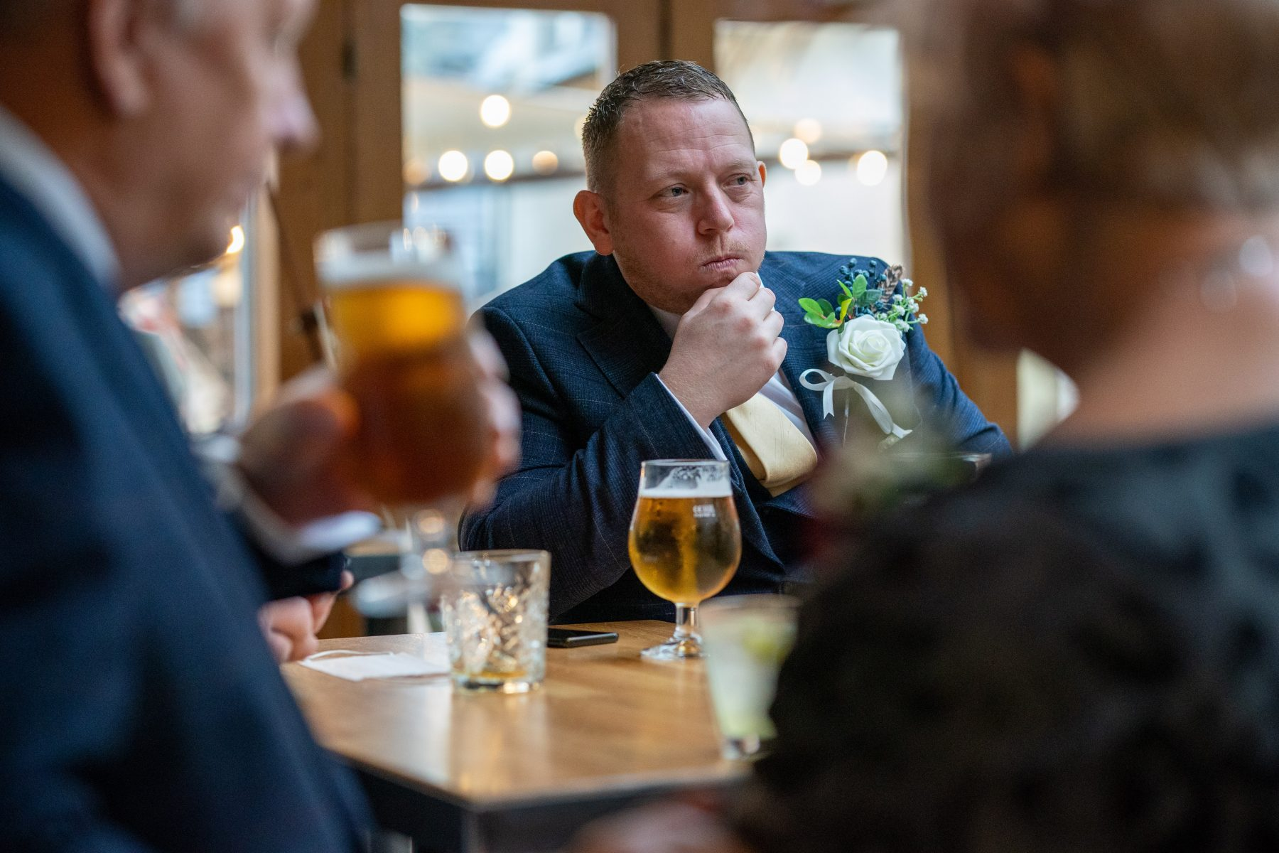 Cock O'Barton Wedding Photographer