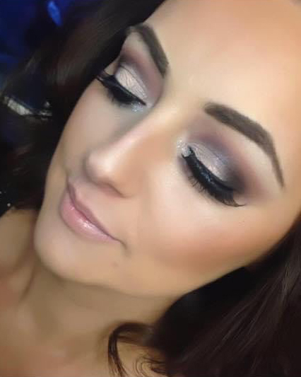 Wedding Make up by Danielle Horan