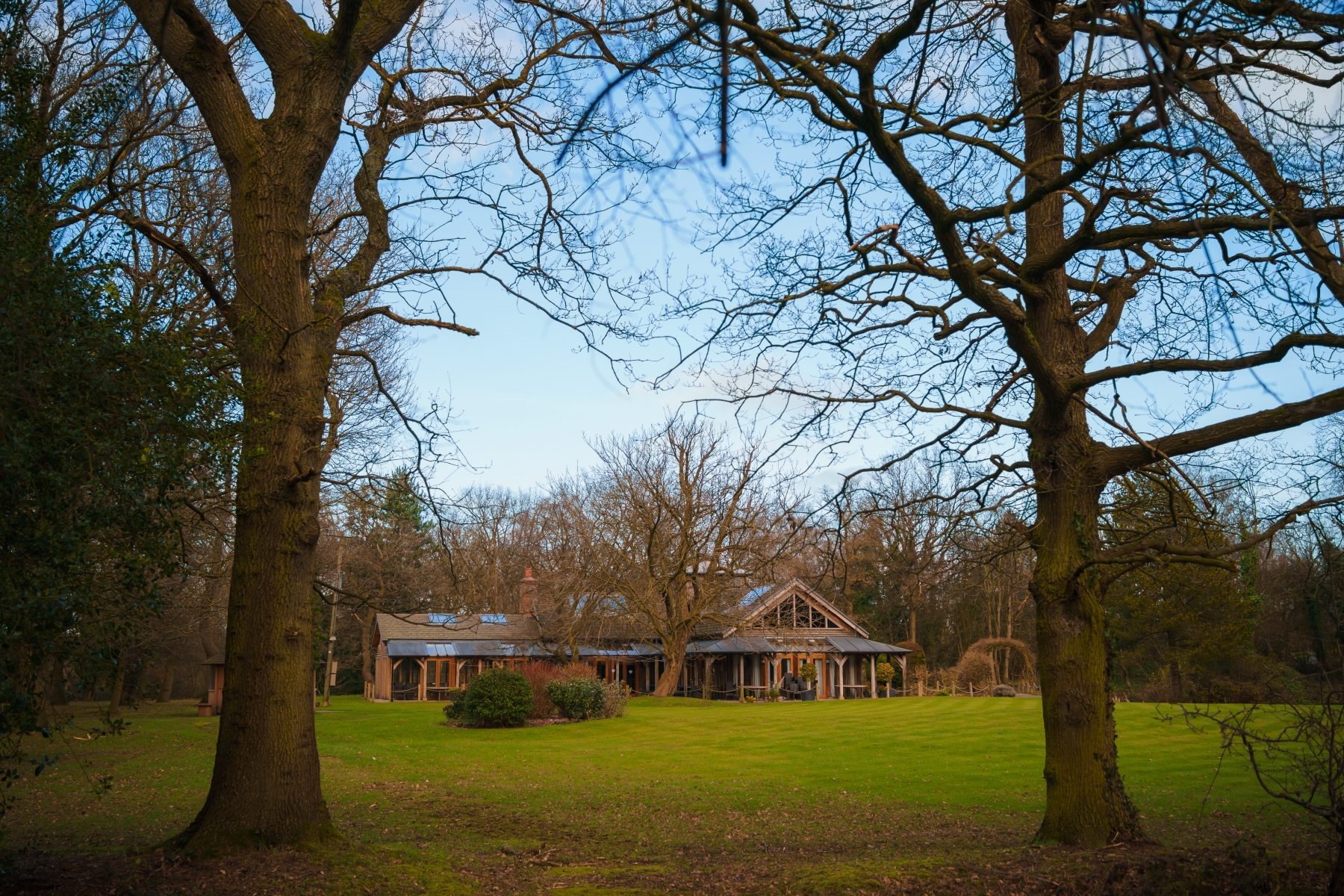 Views of a Knutsford Wedding Venue - The Oak Tree of Peover